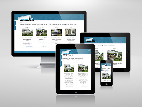 Website Waldenberg Metallbau